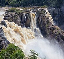 Stunning Barron Falls by hereswendy