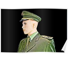 Gendarmerie Nationale of Algeria (Officer Uniform) Poster