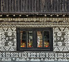 Cicmany: Folk Architecture by Kasia-D