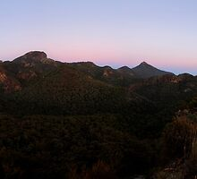 Warrumbungle National Park. by Andy Newman
