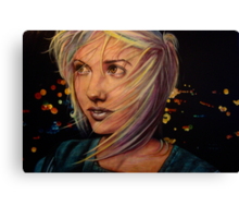 Wind Speaks While the City Sleeps (VIDEO IN DESCRIPTION!) Canvas Print