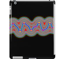 Colours & Waves 1 iPad Case/Skin