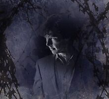 Sherlock in the blue mood by morigirl