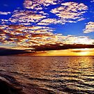 Sunset, Dromana by Natalie Cooper