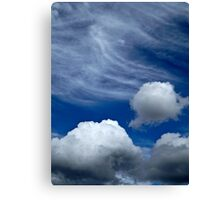October Sky (8741) Canvas Print