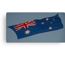 Advance Australia Canvas Print