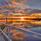 Barwon Heads Estuary by Danielle  Miner