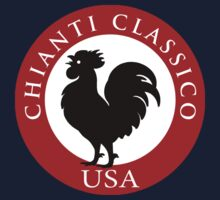 Black Rooster USA Chianti Classico  Baby Tee