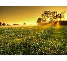 Sunrise overture pt.I. Photographic Print