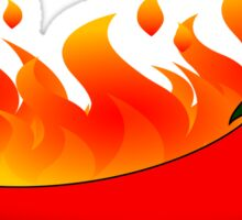 Chilli (fire) Sticker