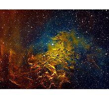 Star Flame Photographic Print