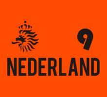 Nederland 9 T-Shirt
