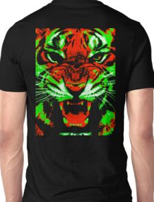 Pop Art Tiger Unisex T-Shirt
