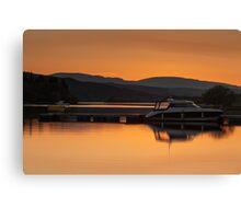 Loch Ken Canvas Print