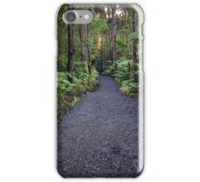 Okura Bush Walk iPhone Case/Skin