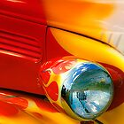 Hot rod RGB  01 by kevin chippindall