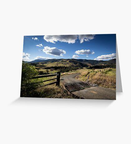 Bretti Reserve Greeting Card