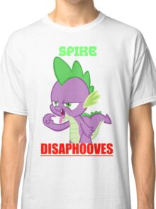 Spike Disapproves T-Shirt Classic T-Shirt