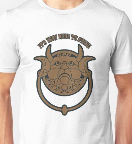 Nice Knockers  Unisex T-Shirt