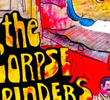 the corpse grinders redux Sticker