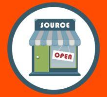 Open Source Kids Tee