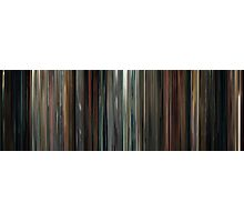 Moviebarcode: Drive (2011) Photographic Print