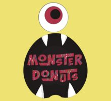 MoNsTeR DoNuTs CoLoR Kids Clothes