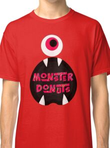 MoNsTeR DoNuTs CoLoR Classic T-Shirt