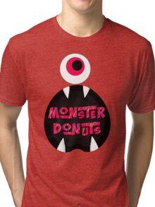 MoNsTeR DoNuTs CoLoR Tri-blend T-Shirt