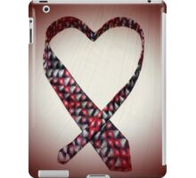 Tie Heart iPad Case/Skin