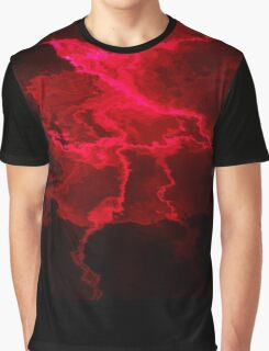 ©NLE Red Pulse Graphic T-Shirt