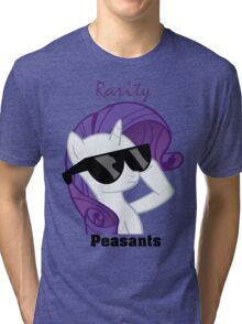 Rarity Shades T-Shirt Tri-blend T-Shirt