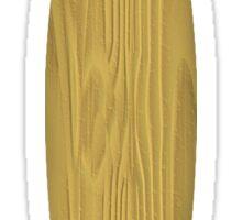 Surfboard (wood grain) Sticker