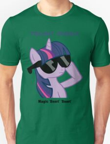 Twilight Sparkle Magic Shades T-Shirt Unisex T-Shirt