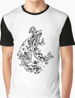 The Water Winds Graphic T-Shirt