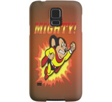 GeekGirl - MIGHTY! Samsung Galaxy Case/Skin