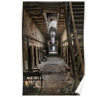 Corridor of Incarcerate Decay Poster