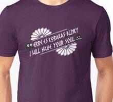 BLiNkY wHiTe Unisex T-Shirt