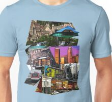 Scenery Collage Unisex T-Shirt