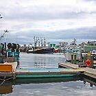 Gloucester Harbor by Jack Ryan