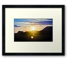 Argentina 03 Framed Print