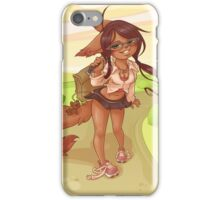 Pretty Cute 2 iPhone Case/Skin