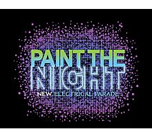 Paint the Night Parade - The New Electrical Parade Photographic Print