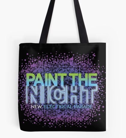 Paint the Night Parade - The New Electrical Parade Tote Bag
