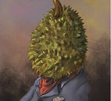 The portrait of Durian Gray by Adolfo Arranz