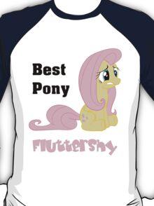 Fluttershy Best Pony T-Shirt T-Shirt