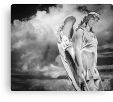 Resurrection Angel Canvas Print