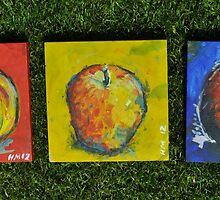 Apples by meadythebrave
