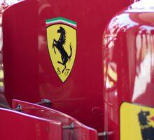Ferrari 412 T2 Sticker