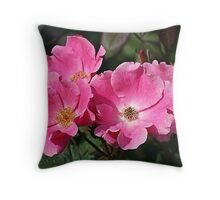 Tea for Four Throw Pillow